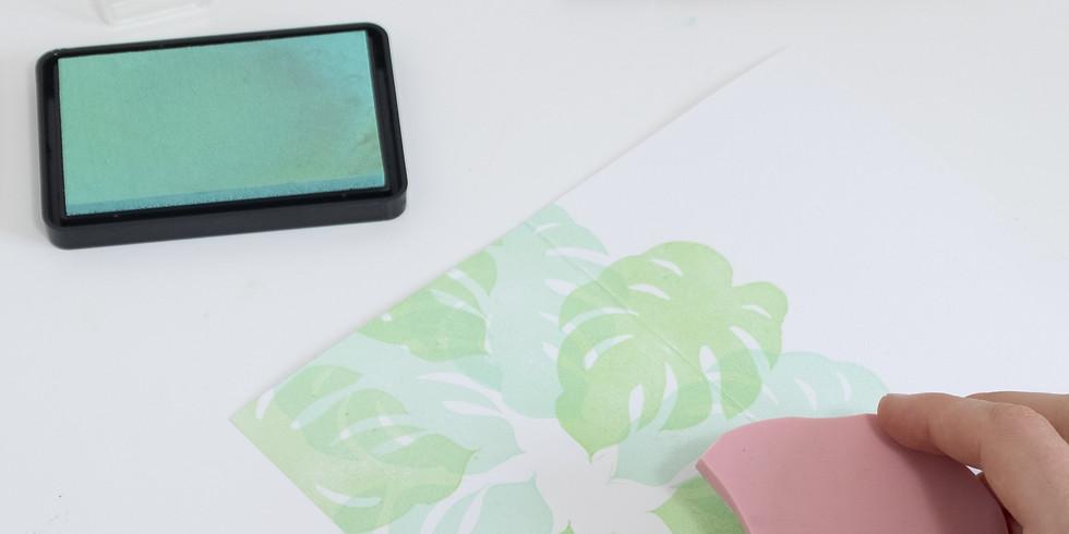 March Box - Lino Printing - £26.99