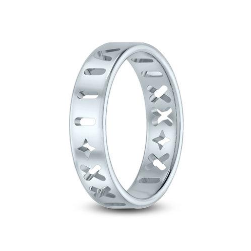 Virgo Roman Ring