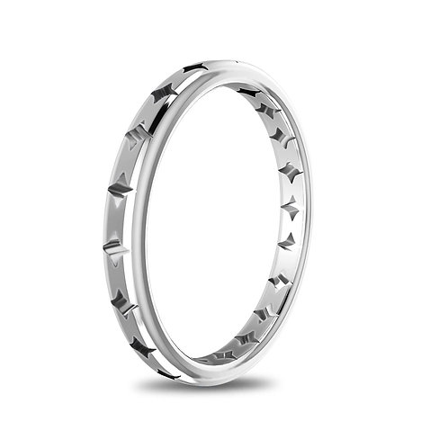 Outward Star Orbis Star Ring