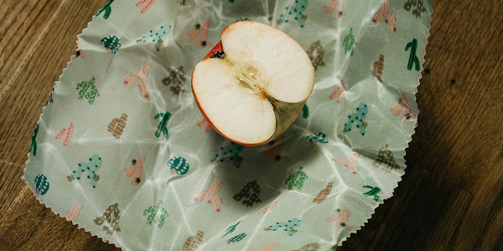 October Box - Vegan Wax Wraps - £26.99