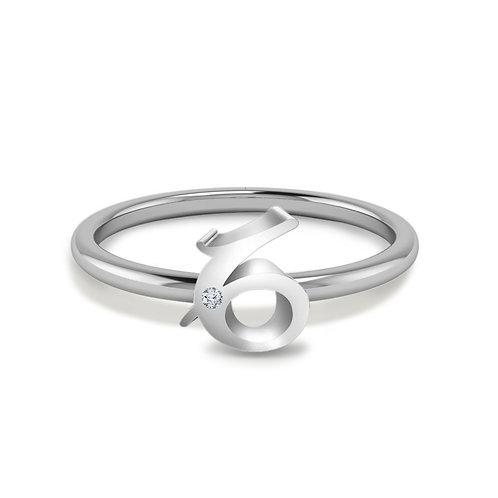 Capricorn Symbol Ring