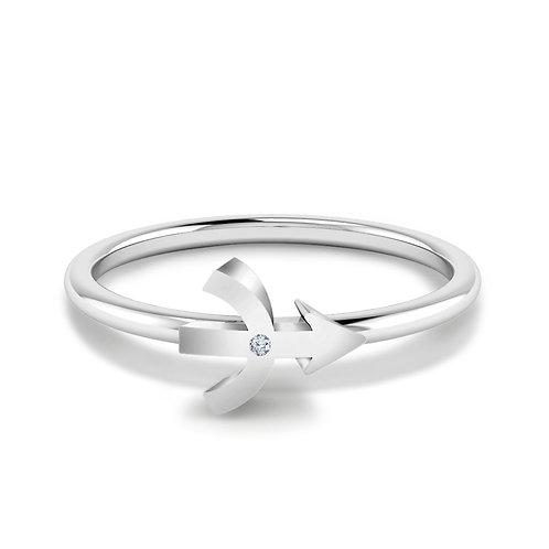 Sagittarius Symbol Ring