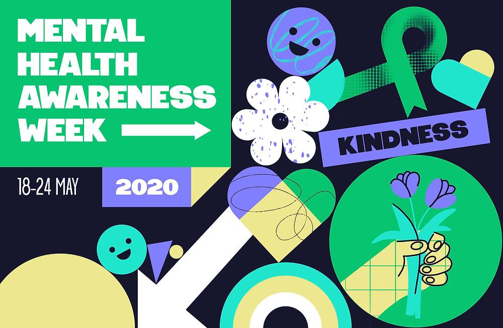 mental health kindness creativity