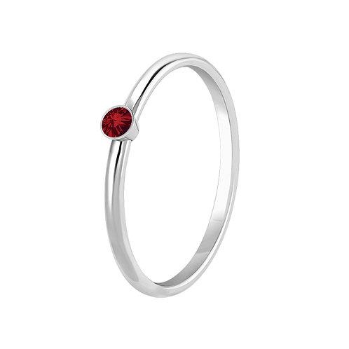 Orbis Birthstone Ring