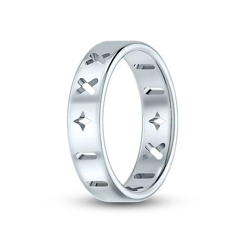 Pisces Roman Ring