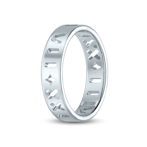 Leo Roman Ring
