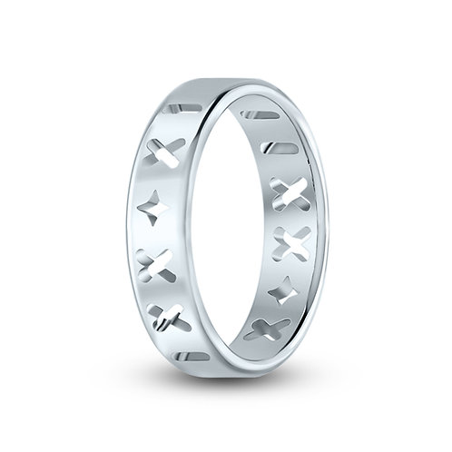 Libra Roman Ring