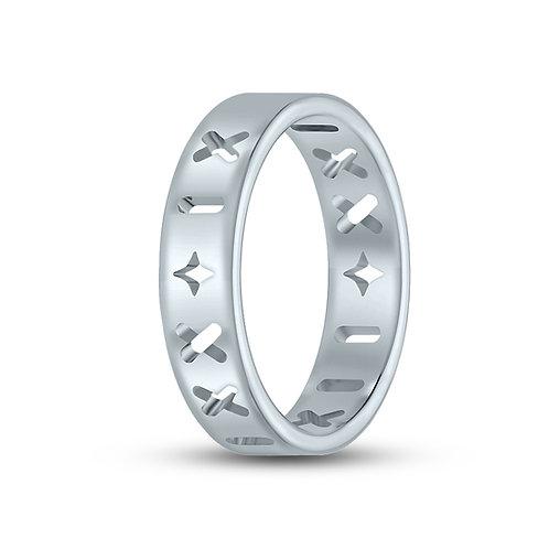 Sagittarius Roman Ring