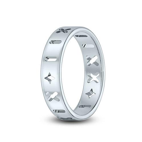 Capricorn Roman Ring