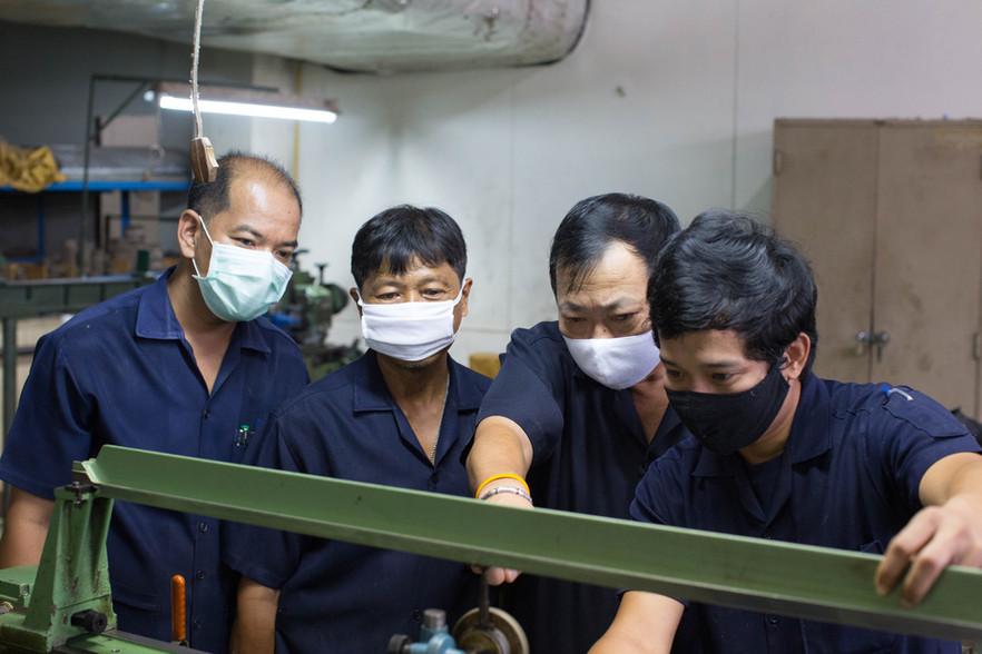 maintainace team