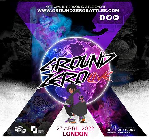 Ground Zero Live 2022