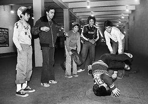 The Bronx Boys Rocking Crew
