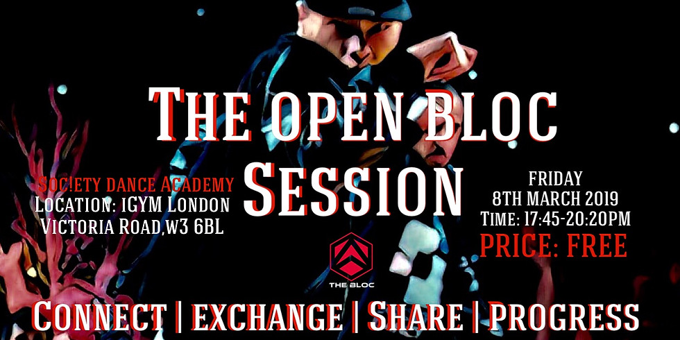 THE OPEN BLOC SESSION