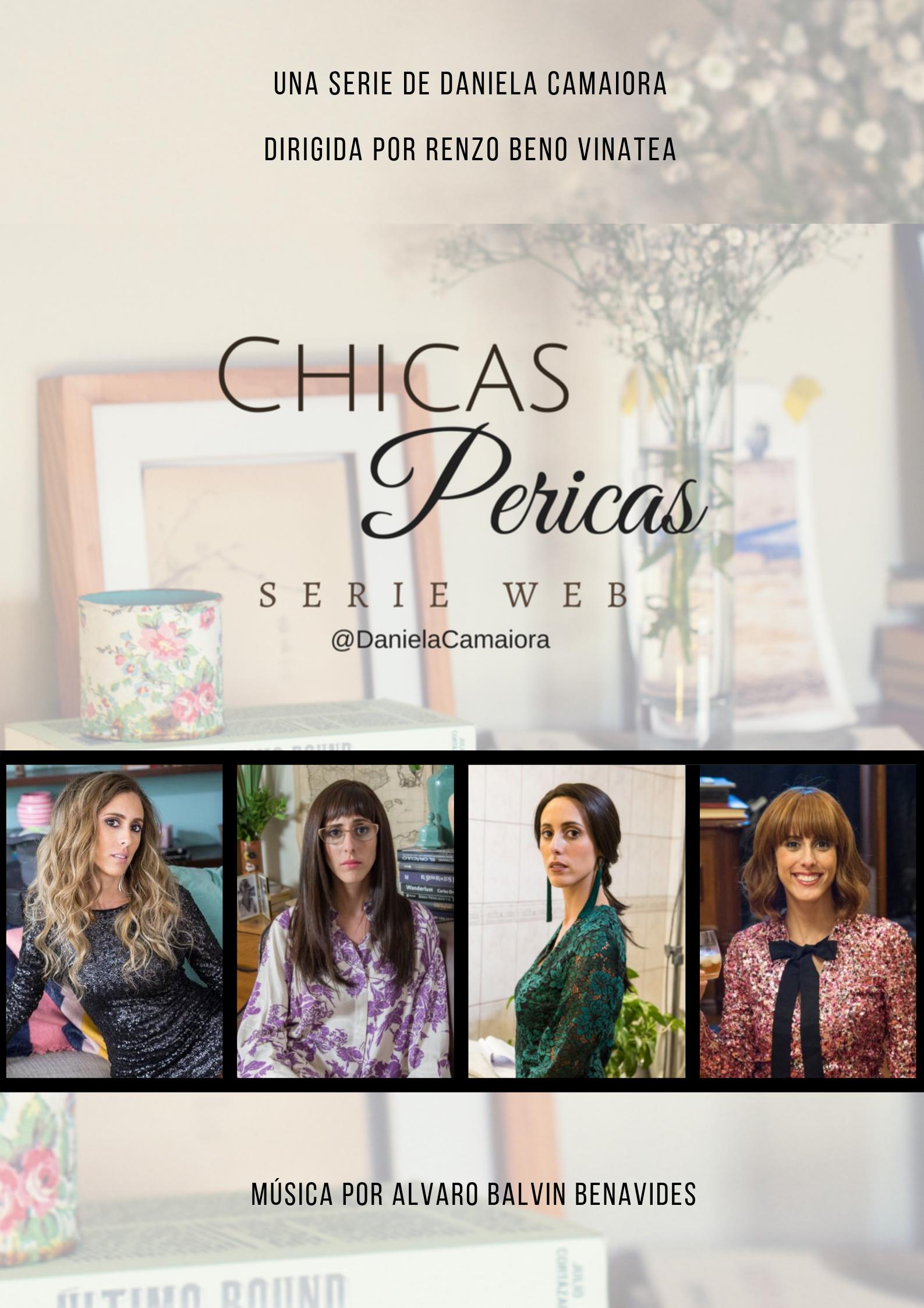 Chicas Pericas - Composer