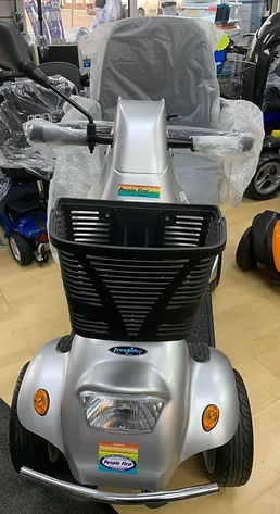 Cheap discount scooter heavy duty best price 36 stone user weight 8mph Was £3299 now only £1899 SAVE £1400