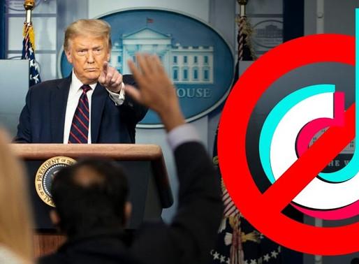 Can the U.S. Government Ban TikTok?