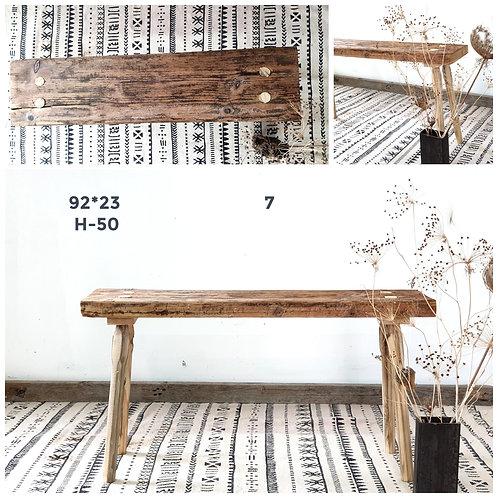 ספסל בוצ'ר עתיק
