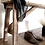 Thumbnail: ספסל עץ ממוחזר צר