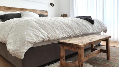 אקססוריז לחדר שינה בהתאמה