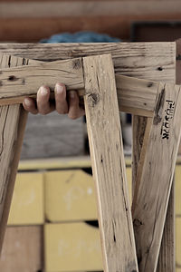 ריהוט מעץ ממוחזר