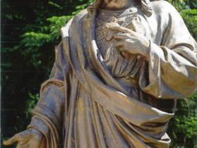 Cœur de Jésus,  nous avons confiance en vous !