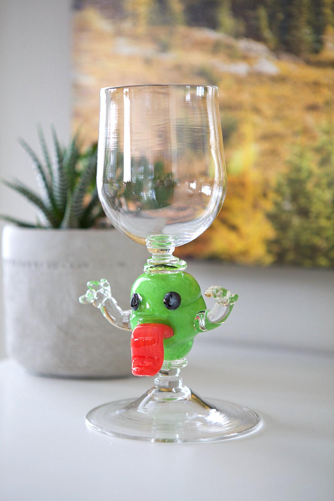 Slimer Goblet