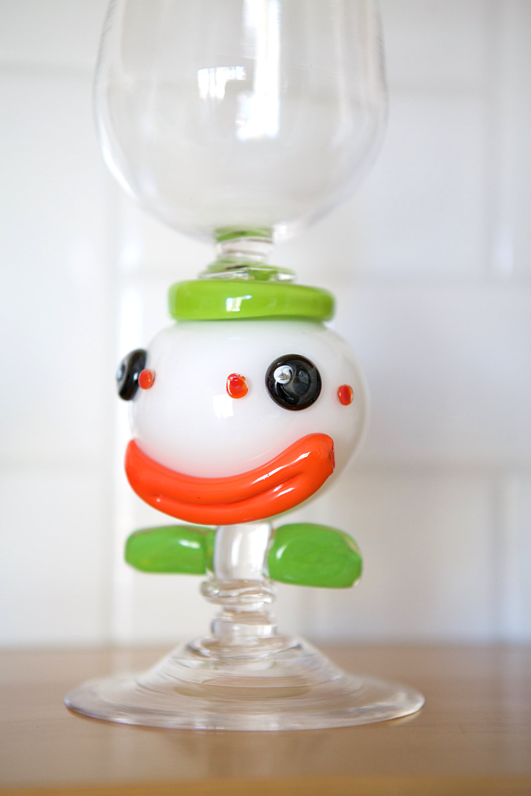 Boswer Jr Clown Car Goblet