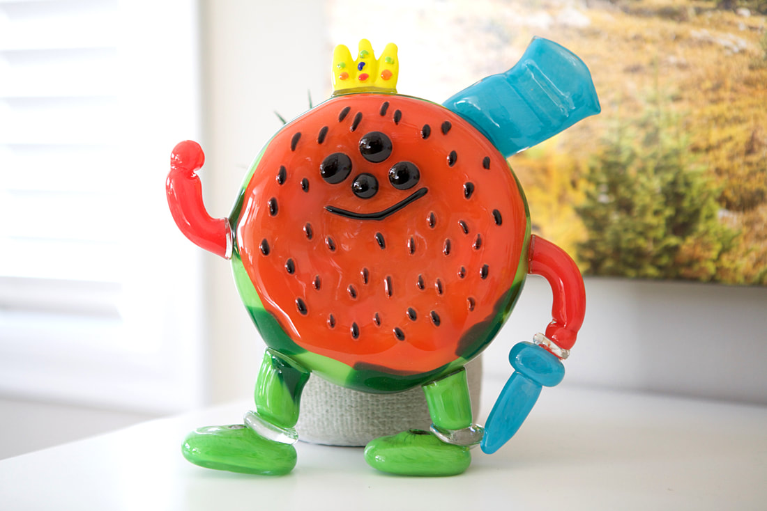 Watermelon King, Monster Lab Creation