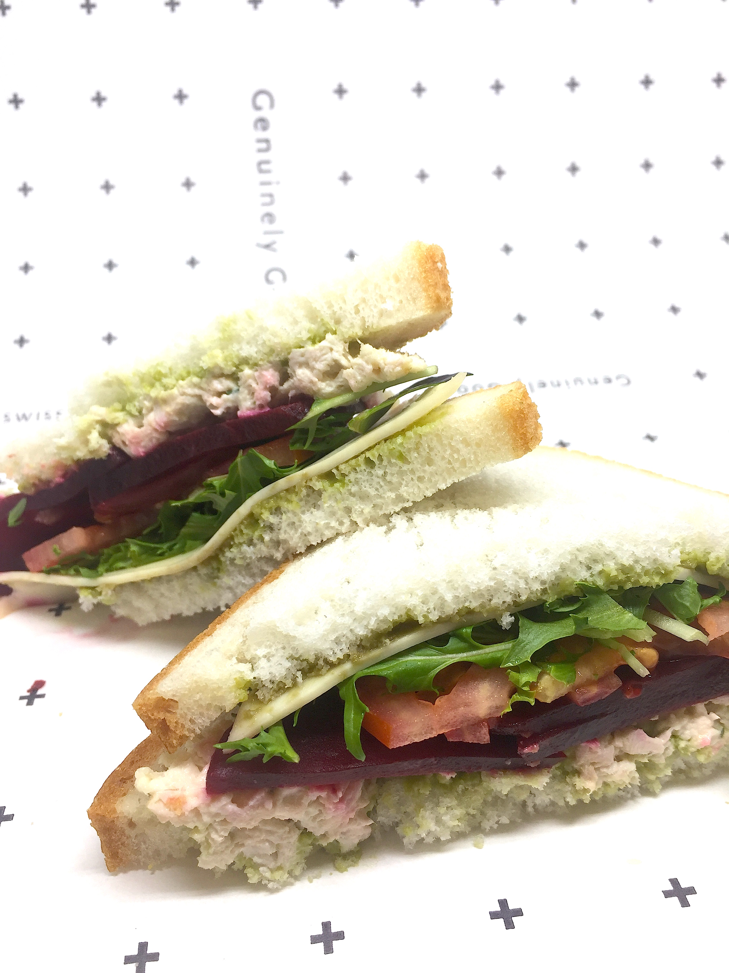 36 gluten free sandwich box