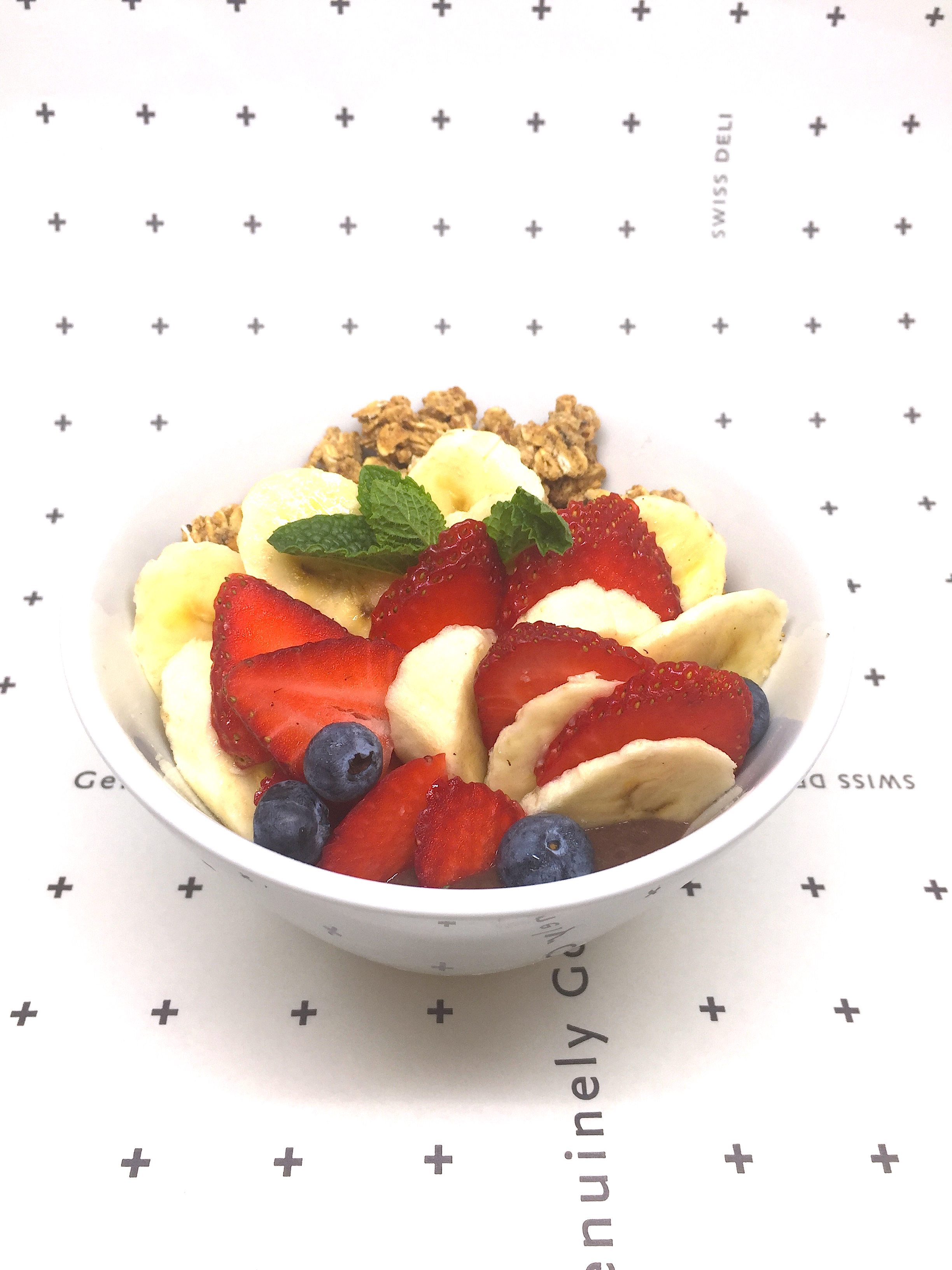 5 acai bowl
