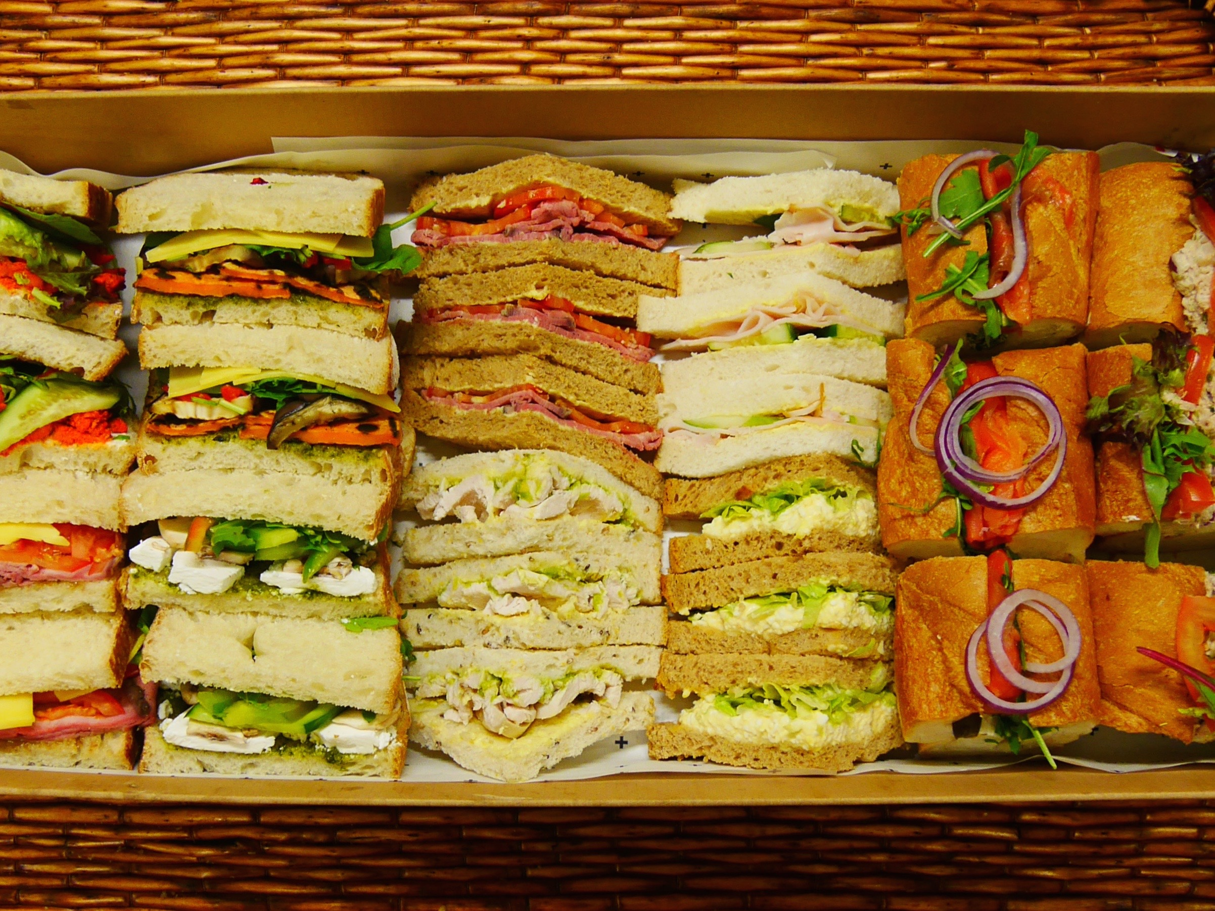 collection mixed sandwich 4.3