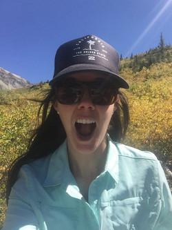 Kelly Parker in Telluride