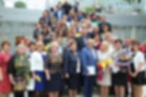 Участники праздничного мероприятия, посвященного Дню социального работника