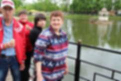 Городской парк г.Орехово-Зуево