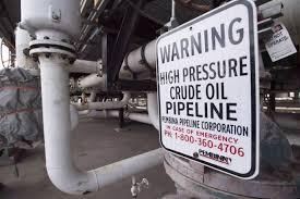 Pembina Pipeline Corporation sign