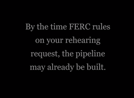 Is the Bell Tolling on FERC's Tolling Orders?