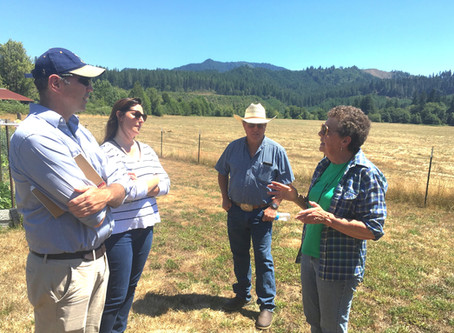 Landowner Tour Prompts Sen. Wyden to Ask for Review of Wrongdoing by Pembina Agents