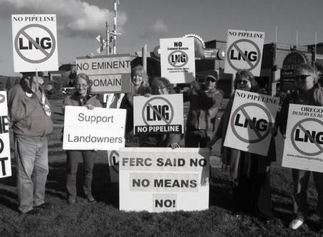 Support Oregon Landowners; Attend a FERC Hearing!
