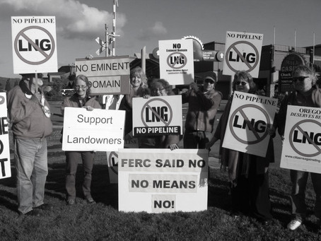 Support Oregon Landowners; Attend a FERC Hearing!