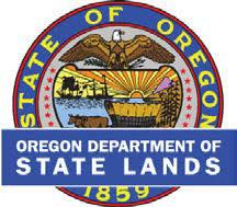 Oregon Department of State Lands logo