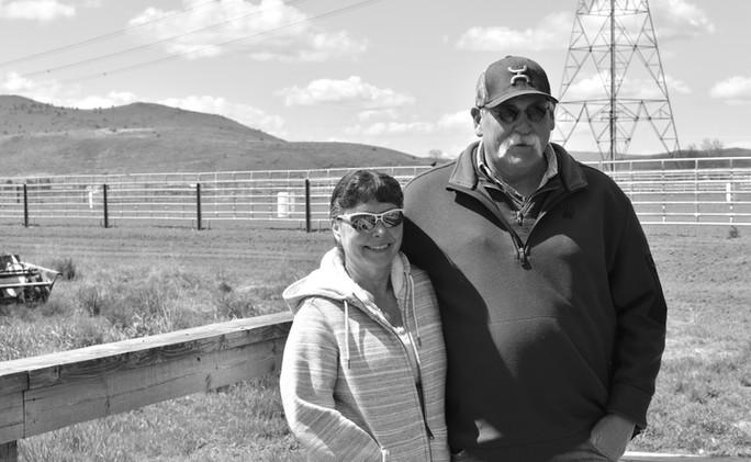 Klamath County Landowners Lori and Mark