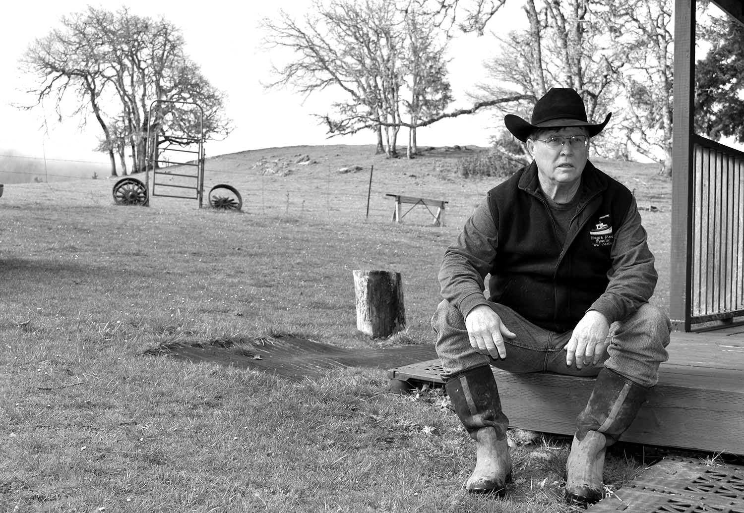 Bill Gow Rancher Douglas County