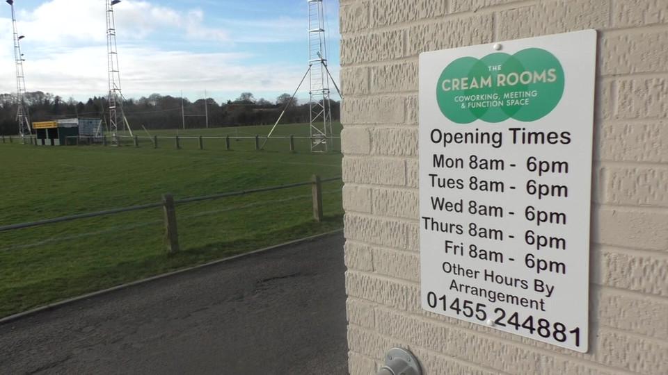 The Cream Rooms Venue