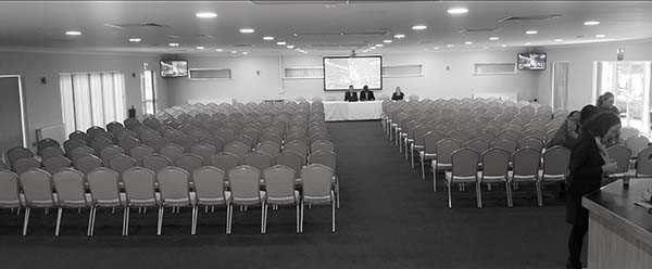 The Pitches Conference Room