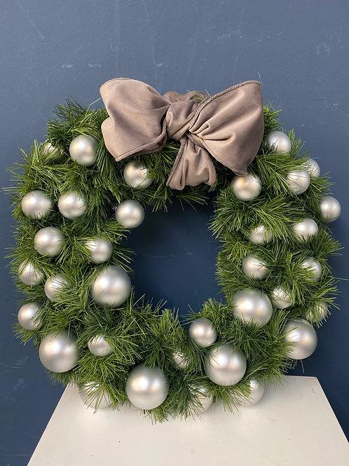 Snow Drop Christmas Wreaths