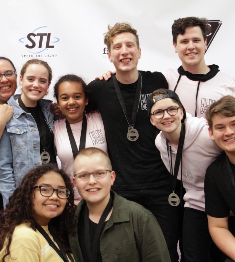 2018 Merit Award Winning Drama Ensemble