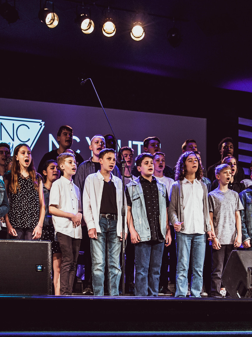 Merit Award Winning Choir 2019