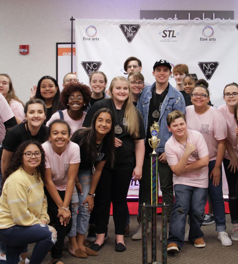 Merit Award Winning Choir 2018
