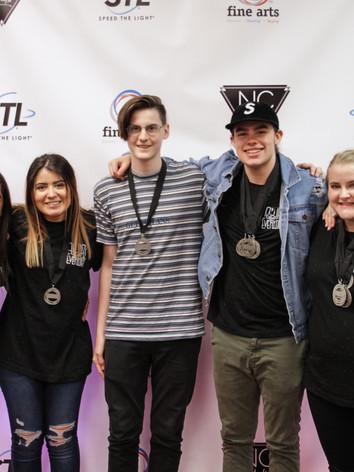 Merit Award Winning Large Ensemble 2018