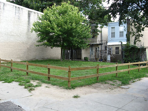 Vacant Lot Community Land Care
